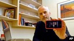 汉迪教授希望评估iPad在教学中的作用