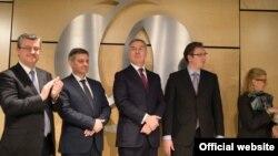 Lideri Zapadnog Balkana na konferenciji EBRD u Londonu (rtcg.me)