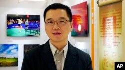 2012年9月2日於其一摄于北京一家饭店(资料照片)