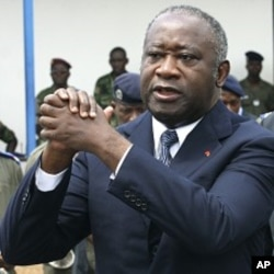 Ivory Coast's Gbagbo Faces International Criminal Court