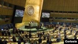 La Asamblea General de la ONU votará sobre un proyecto de resolución sobre el embargo de EE.UU. a Cuba.
