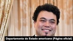 Leonardo Sakamoto, jornalista brasileiro, activista contra trabalho escravo