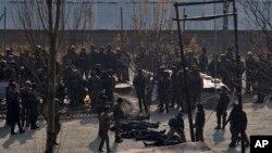 ຄວາມຮຸນແຮງ ຢູ່ແຄວ້ນ Kashmir