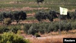 Lübnan-İsrail sınırı
