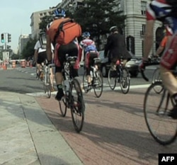 Više od dva odsto radnika u Vašingtonu prevozi se biciklom do posla