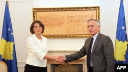 Atifete Jahjaga – Presidente e Kosovës
