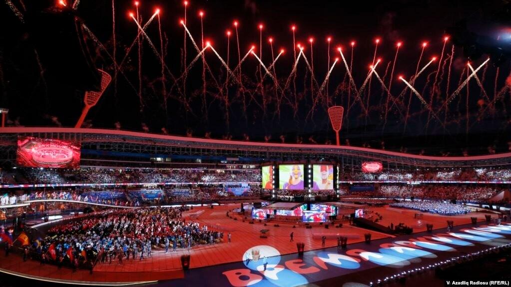 Avropa Oyunları, Belarus, 21 iyun, 2019
