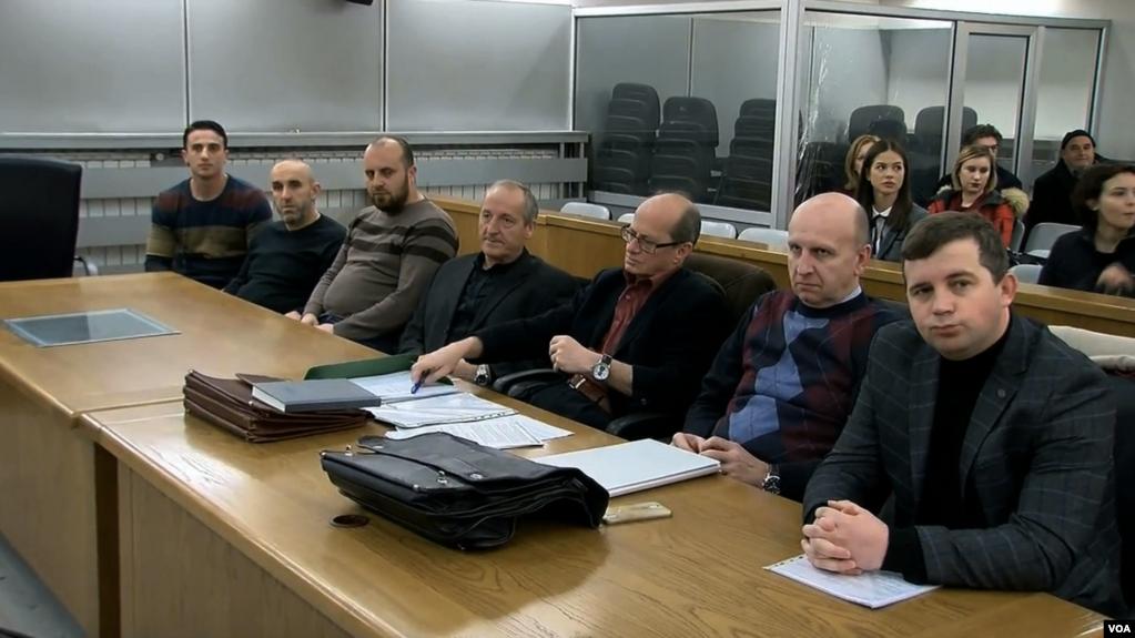 """Maqedoni: rihapet procesi gjyqësor për rastin """"Mostra"""""""