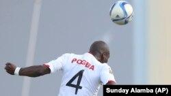 Guinea's Florentin Pogba (AP)