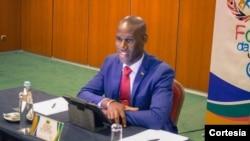 Wildiley Barroca, Wildiley Barroca, antigo presidente do Conselho Nacional da Juventude de São Tomé e Príncipe, bem como embaixador da Juventude na União Africana