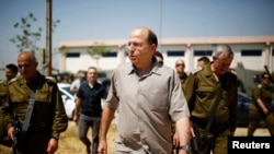 FILE - Israeli Defense Minister Moshe Yaalon, May 7, 2013.