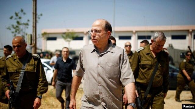 FILE - Israeli Defense Minister Moshe Yaalon, May 7, 2013.
