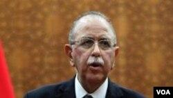 Premye minis Libyen an, Abdurrahim el-Keib