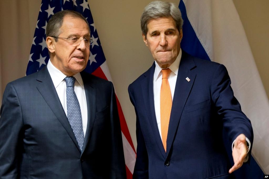 Керрі і Лавров обговорили, якприскорити втілення Мінських угод