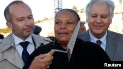 Francuska ministarka pravde Kristijan Tobira