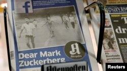 Tờ Aftenposten đã đưa bức ảnh 'em bé Napalm' lên trang nhất hôm thứ Sáu, cùng với một bài xã luận với tựa đề 'Mark Zuckerberg thân mến', với nội dung lên án Facebook đang phá hoại nền dân chủ.