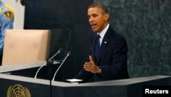 奥巴马总统9月24日在第六十八届联大会议上发表讲话
