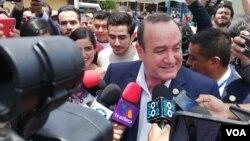 Alejandro Giammattei es el nuevo presidente electo de Guatemala, tras ganar en la segunda vuelta electoral el pasado domingo 11 de agosto de 2019.