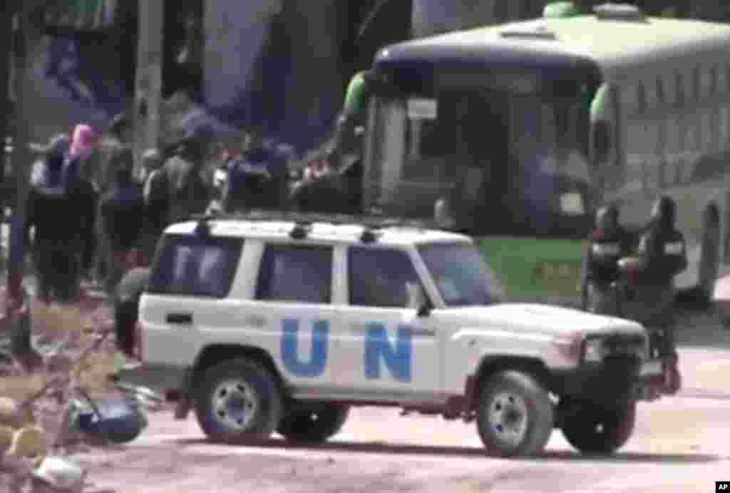 Իրադարձություններ Սիրիայում