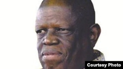 Retired Colonel Tshinga Dube