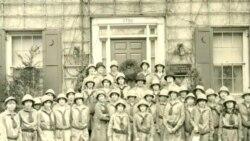 女童军在美成立一百周年