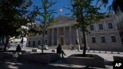 Parlamenti spanjoll, Madrid