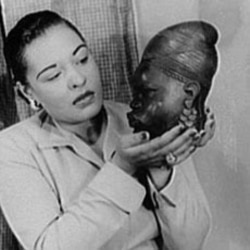 Billie Holiday was one of the most popular nightclub singers in New York