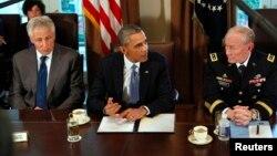 El secretario de Defensa, Chuck Hagel, fue convocado a una reunión de emergencia en la Casa Blanca para tratar el tema de los asaltos sexuales dentro de las fuerzas armadas.