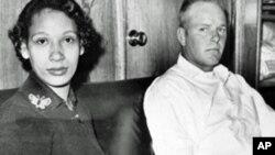 Richard Loving e Mildred Jeter conheceram-se quando Mildred tinha 11 anos e Richard 17