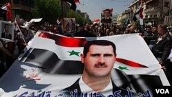 Los sirios aguardan un esperado discurso del presidente Bashar al-Assad tras más de una semana de manifestaciones anti gubernamentales.