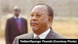 Mokonzi ya kala ya ekolo Congo-Brazzaville, Jacques Joaquim Yhombi Opango, Septembre 2019. (Twitter/Opango Yhombi)