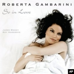 Roberta Gambarini's 'So In Love' CD