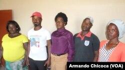 Agricultores, Namibe, Angola