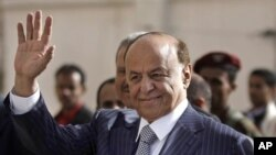Presiden Yaman, Abed Rabbo Mansour Hadi (Foto: dok).