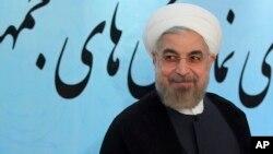Iranski predsednik Hasan Rohani