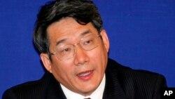 류톄난 전 중국 국가에너지국장 겸 국가발전개혁위원회 부주임 (자료사진)
