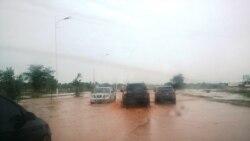 Chuvas em Luand amatam três crianças -1:28