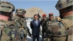 آغاز خروج سربازان فرانسوی از افغانستان
