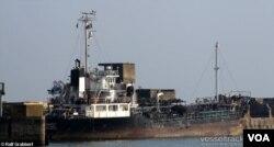 MT Riah tanker