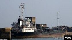 اِمارات کا ایرانی سمندری حدود میں غائب ہونے والا بحری جہاز 'ریاہ'