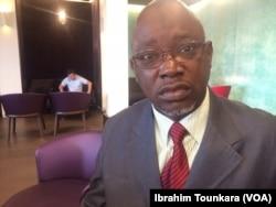 Soumahoro Nfaly, à Abidjan, en Côte d'Ivoire, le 19 juillet 2017. (VOA/Ibrahim Tounkara)