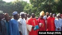 Taron shugabannin addinai kan zaman lafiya a jihar Plateau, Nigeria
