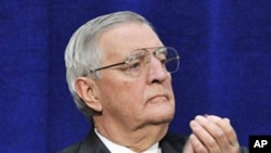 Walter Mondale (file photo)