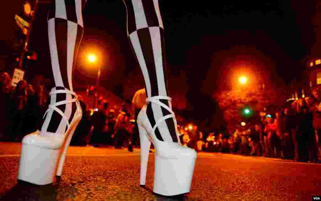 «Эпоха белых каблуков»