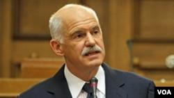 Perdana Menteri Yunani George Papandreou