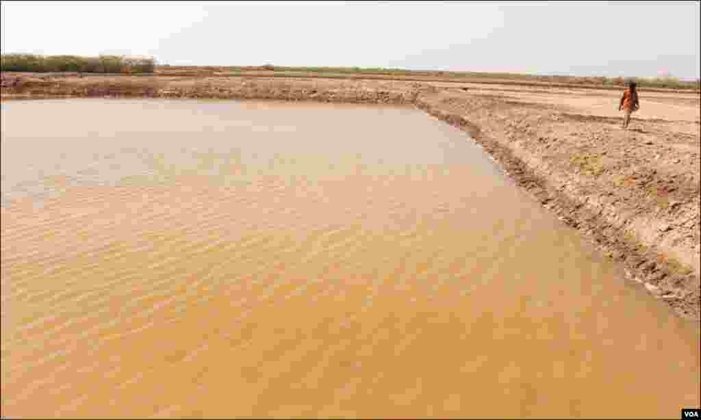 ساحلی علاقوں میں قائم دیہاتوں کے اردگرد پانی تو موجود ہے مگر پینے کے قابل نہیں