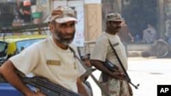 کراچی مکان میں دھماکے سے دو ہلاک
