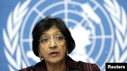 聯合國人權事務高級專員皮萊
