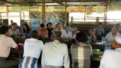 USAID အႀကီးအကဲ ရခုိင္ျပည္နယ္သြားေရာက္