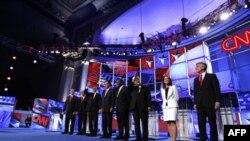 Gara republikane presidenciale e paparashikueshme edhe pranë votimit të parë